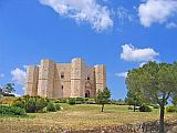 """Castel del Monte - Apulia"" by Guido Radig - Own work. Licensed under CC BY 3.0 via Wikimedia Commons."