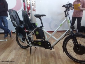 Foto des Bike43 auf der Spezi in Germersheim