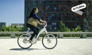 GiBike in Motion