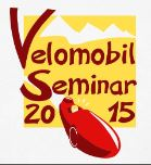 Logo 8. Internationales Velomobilseminar in Dornbirn