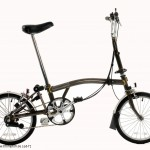 Brompton Raw Lacquer