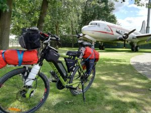 E-Bike-Packing