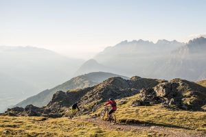 Adler-Trail_Mountainbiken in Osttirol