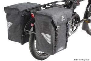 TN-Bucketload Pannier-bike rear