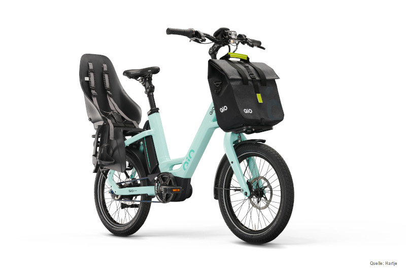 e-bike-QiO_EINS_kindersitz-frontrack-gepackt
